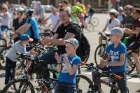 В семейном велопараде приняли участие сотни туляков , Фото: 20