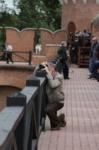 Установка шпиля на колокольню Тульского кремля, Фото: 26