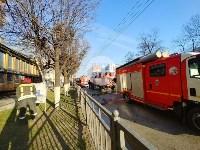 Пожар в пиццерии на Красноармейском, Фото: 12