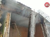 Пожар в пос. Петровский 20.02.19, Фото: 11