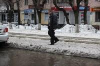 """""""Потоп"""" в Туле 2 марта 2016 года, Фото: 18"""