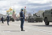 Репетиция парада Победы в Туле, Фото: 158