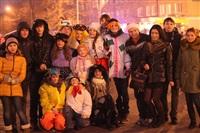 Открытие центральной елки в Новомосковске, Фото: 15