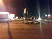 ДТП на ул. Ложевая. 9 августа 2013, Фото: 1