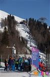 Состязания лыжников в Сочи., Фото: 17