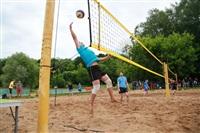 Пляжный волейбол в парке, Фото: 28