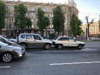 Массовое ДТП на проспекте Ленина, Фото: 1