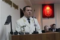Торжественное собрание, посвященное предстоящему Дню работника прокуратуры. 10 января 2014, Фото: 1