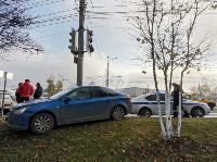 На Щекинском шоссе в Туле произошло тройное ДТП, Фото: 9