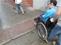 """""""Недоступная среда"""" для тульских инвалидов, Фото: 25"""