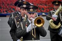 Вторая генеральная репетиция парада Победы. 7.05.2014, Фото: 54