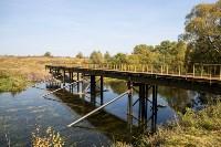 Мост в Плавском районе, Фото: 1