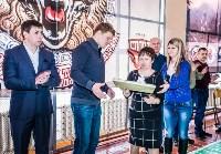 Чемпион мира по боксу Александр Поветкин посетил соревнования в Первомайском, Фото: 33