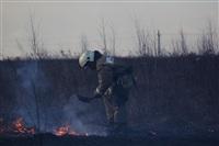 Дым от горящей травы, Фото: 4