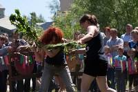 В Тульской области прошел фестиваль крапивы, Фото: 163