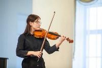 Юрий Башмет приглашает юных туляков в свой оркестр, Фото: 49