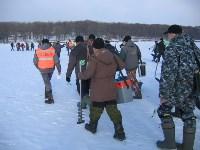Соревнования по зимней рыбной ловле на Воронке, Фото: 39
