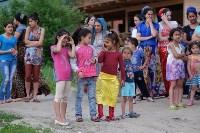 В Плеханово начали сносить дома в цыганском таборе, Фото: 151