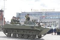 Репетиция парада Победы в Туле, Фото: 147