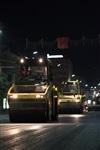 Укладка асфальта на проспекте Ленина. 6.06.2014, Фото: 13