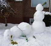 Задорные снеговики, Фото: 1