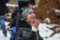 Бунт в цыганском поселении в Плеханово, Фото: 47
