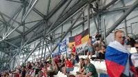 Туляки болели за сборную России в матче с англичанами, Фото: 4