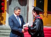 Магистры ТулГУ получили дипломы с отличием, Фото: 100