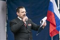 В Туле проходит митинг в поддержку Крыма, Фото: 50