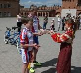 В Туле встретили участников велопробега Москва–Сочи «Помоги встать!», Фото: 5
