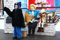 Арт-объекты на площади Ленина, 5.01.2015, Фото: 44
