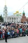 Развод караулов Президентского полка на площади Ленина. День России-2016, Фото: 1