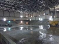 строительство ледовой арены в Туле, Фото: 9