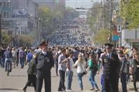 Военный парад в Туле, Фото: 55