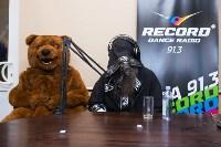 Нейромонах Феофан на Радио Рекорд, Фото: 12