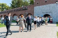 В Туле более 2500 учащихся вузов и колледжей посвятили в студенты, Фото: 56
