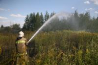 Пожар в гаражном кооперативе №17, Фото: 34