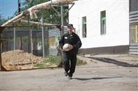 Тульские журналисты сыграли в футбол с зэками, Фото: 31