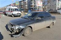 ДТП в районе перекрестка ул. Ложевой с ул. Калинина., Фото: 19