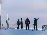 Зимние развлечения в Некрасово, Фото: 7