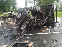 В жутком ДТП под Рязанью погиб житель Тульской области, Фото: 3