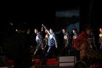 Этафета олимпийского огня. Площадь Ленина, Фото: 29