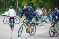 В Туле прошел большой велопарад, Фото: 18