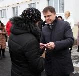 Владимир Груздев вручил ключи от квартир новоселам из Донского , Фото: 6