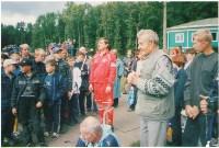 Ф.Черенков в Ефремове. 1992, Фото: 6