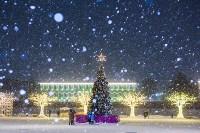 Вечерний снегопад в Туле, Фото: 26