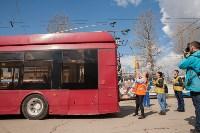 Конкурс водителей троллейбусов, Фото: 37