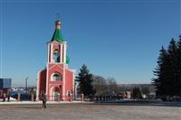 Владимир Груздев в Дубенском районе. 30 января 2014, Фото: 47