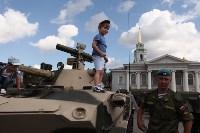 85-летие ВДВ на площади Ленина в Туле, Фото: 93