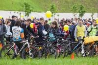 В Туле прошел большой велопарад, Фото: 142